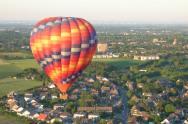Ballonfahren f�r Zwei in Deutschland