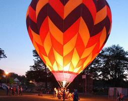 Ballonfahren in ganz Deutschland