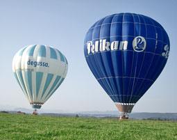 Ballonfahren in der Schweiz