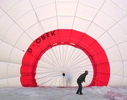 Bundesweite Ballonfahren